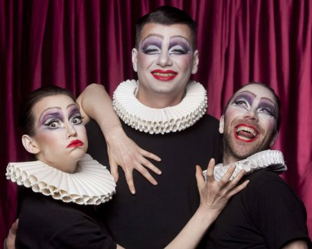 Hamlet pa pol, Foto: Miha Fras