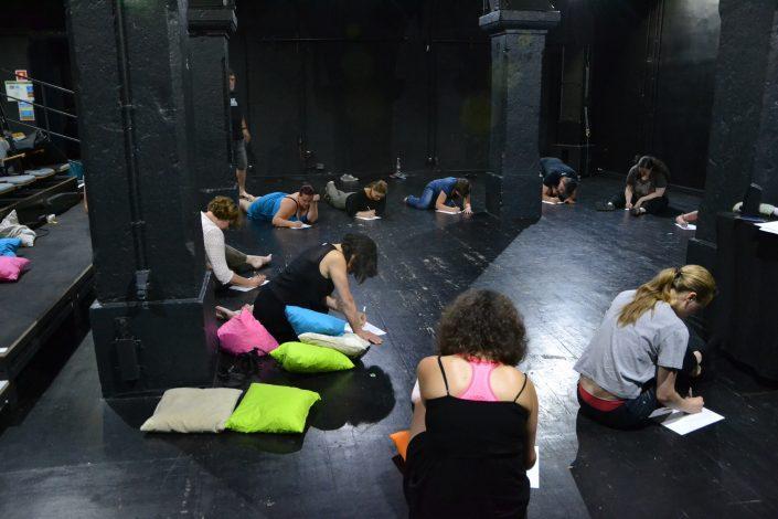 Poti h gledališki pedagogiki, 21. 6. 2017, Foto: arhiv SLOGI