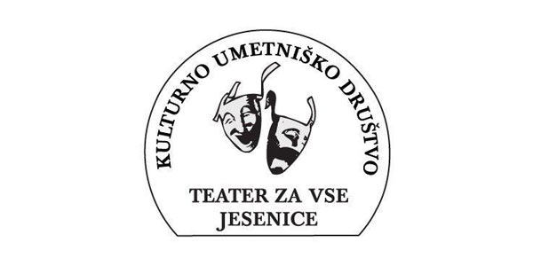 Kulturno umetniško društvo Teater za vse Jesenice_LOGO