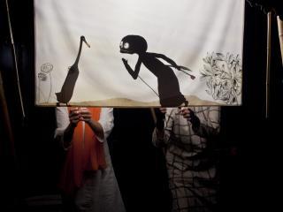 Račka, Smrt in tulipan, Foto: Miha Fras