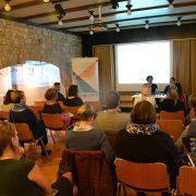 Predstavitev platforme Zlata paličica, 12. 10. 2017, Foto: arhiv SLOGI