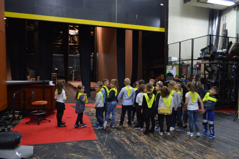 Gledališki labirint: interaktivni vodnik po gledališču, Foto: arhiv SNG Maribor