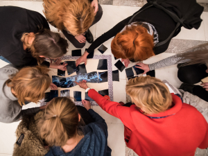 Gledališki labirint, Foto: Saša Huzjak, arhiv SNG Maribor