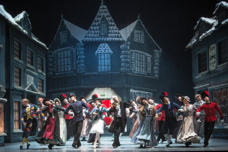 Hrestač – Božična zgodba, Foto: Darja Štravs Tisu, arhiv SNG Opera in balet Ljubljana