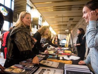 Kulturni bazar v regiji, 29. 11. 2017, Foto: Saša Huzjak, arhiv SNG Maribor