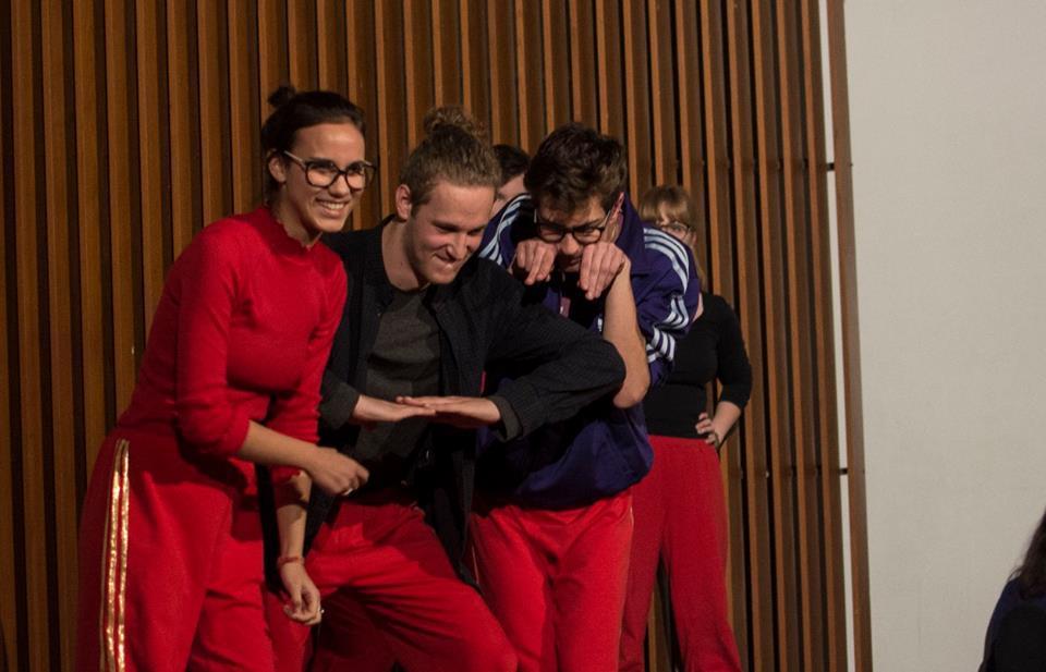 ŠILA – Šolska impro liga, Foto: Erik Contreras Mencin