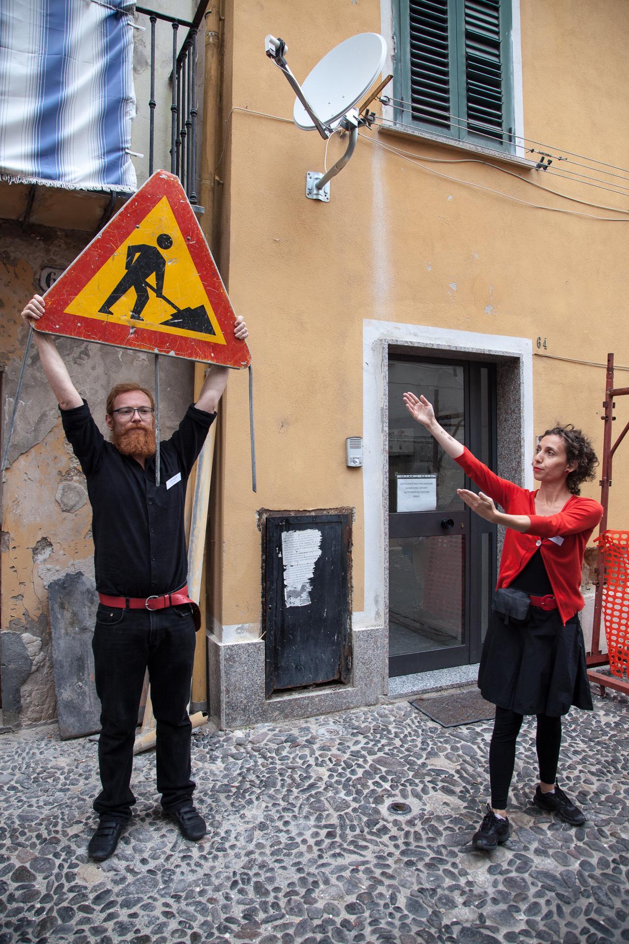 Ulica=Galerija, Foto: Gianluca Leonardi