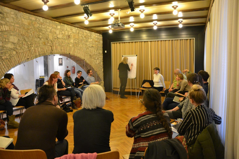 Gledališče v šoli, Foto: arhiv SLOGI