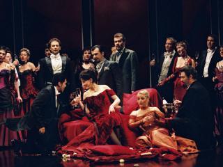 La traviata, Foto: Darja Štravs Tisu