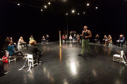 Prva altruistična predstava, Foto: Nada Žgank