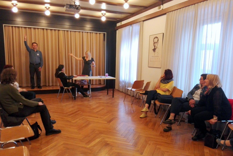 Kreativno partnerstvo, 16. 5. 2018, Foto: arhiv SLOGI