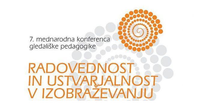 Konferenca za gledališko pedagogiko 2018_logo