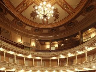 Vodeni ogled po ljubljanski Operi, Foto: Damjan Prelovšek