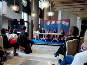 Mlado gledališče, 15. in 16. oktober 2018, Foto: arhiv SLOGI