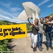 EU projekt, moja zgodba