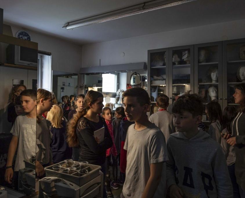 Pokukajmo v gledališče, SNG Drama Ljubljana, foto: Asiana Jurca Avci
