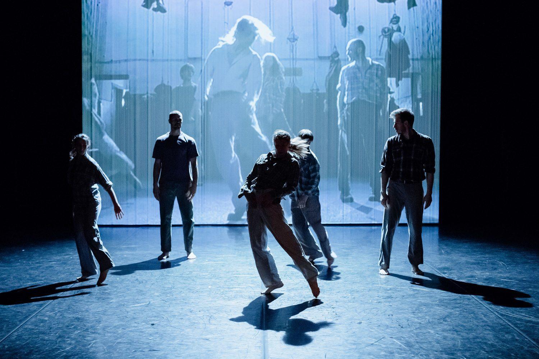 Pozor hud ples 3, foto: Andrej Lamut