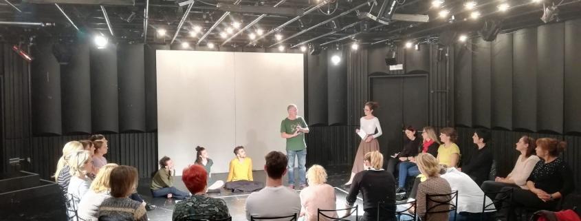 Mlado gledališče 2019, foto: arhiv SLOGI