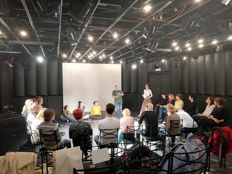 Mlado gledališče 2019, 1-2's, foto: arhiv SLOGI
