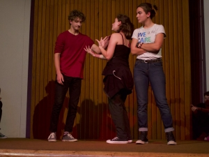 Kulturni dan gledališke improvizacije, foto: Alma Andrović