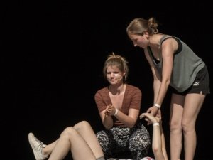 Kulturni dan gledališke improvizacije, foto: Erik Contreras Mencinger