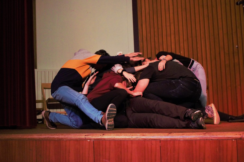 Kulturni dan gledališke improvizacije, foto: Patricia Županovič