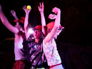 Žonglerski koncert, foto: Nada Žgank