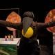 Ferdo, veliki ptič, foto: Boštjan Lah