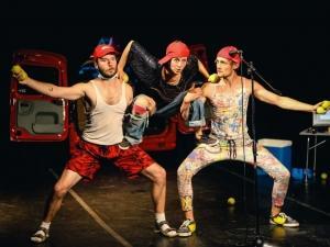 Žonglerski Koncert, foto: Jahvo Joža