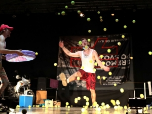 Žonglerski koncert, foto: Sunčan Stone