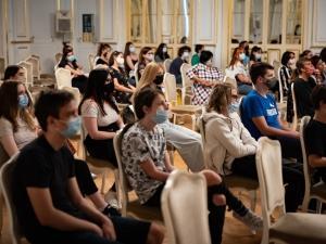 Mlado gledališče 2021. Foto: Boštjan Lah, arhiv FBS.